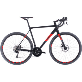 Cube Cross Race black'n'red